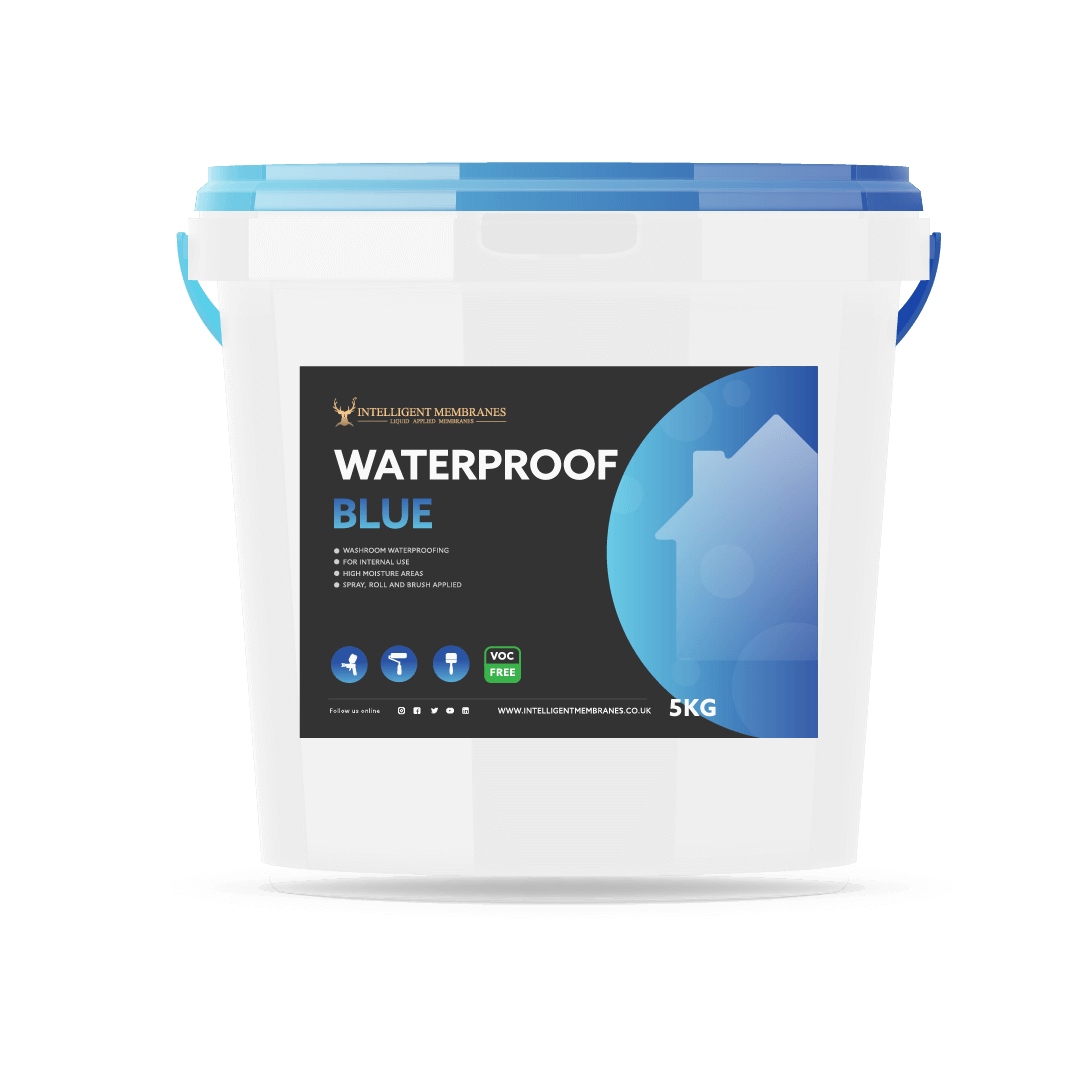 WATERPROOF BLUE